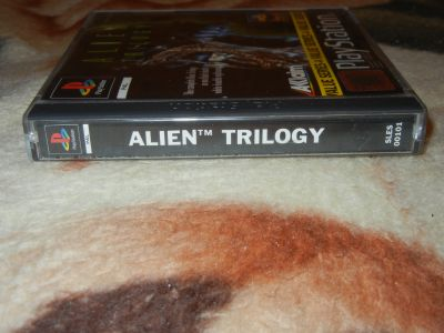 Alien Trilogy корешок