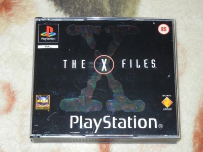 Xfiles PS1