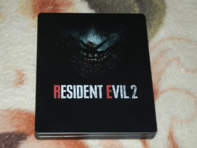 Resident Evil 2 Remastered Steelbook
