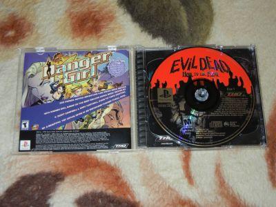 Evil Dead PS1