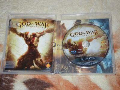 God of War: Восхождение с мануалом