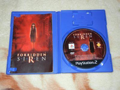 Forbidden Siren с мануалом