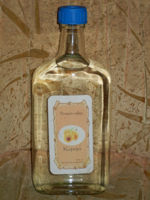Чергонорская Ракия с персиком