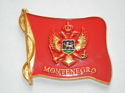 Флаг Монтенегро