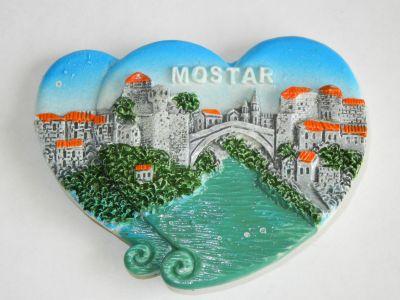 Албания - Мостар