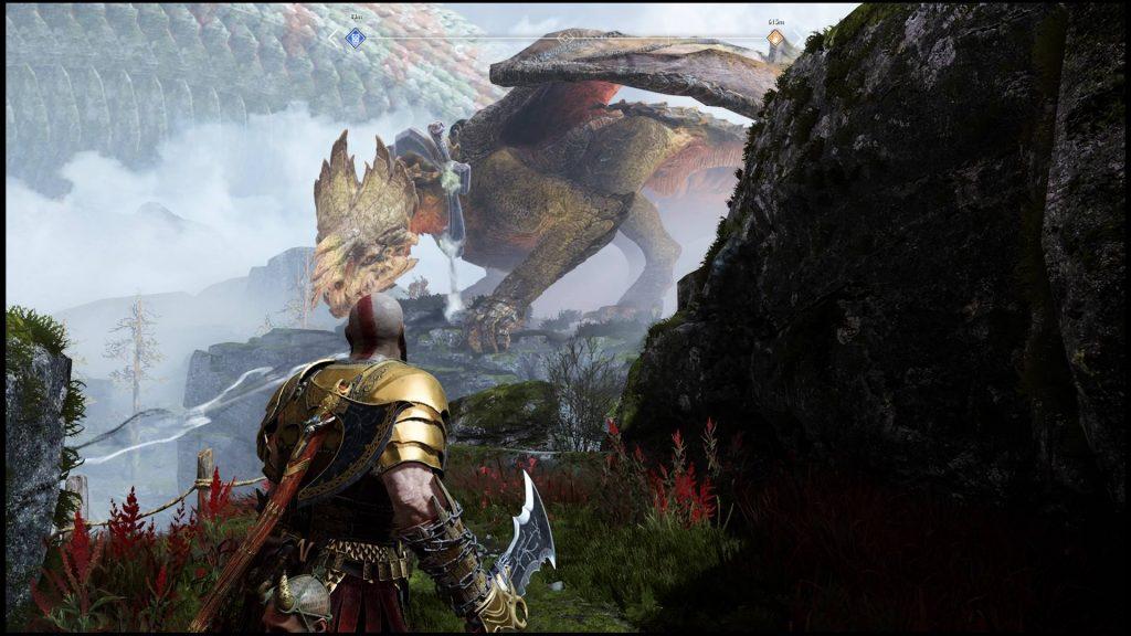 Да да, в игре есть и драконы!